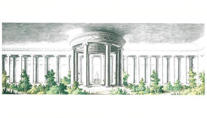 К 230-летию Таврического дворца: Семирамида Севера и ее уникальный зимний сад