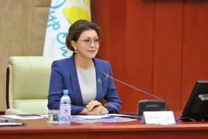 Избран новый Председатель Сената Парламента Республики Казахстан