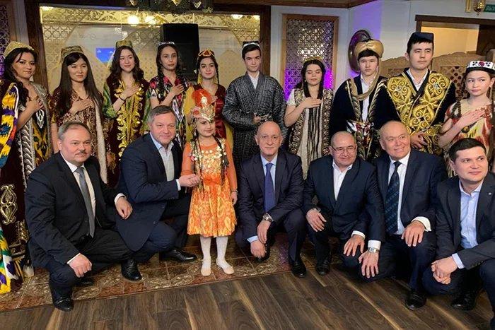 В Санкт-Петербурге прошли мероприятия, посвященные Международному дню Навруза