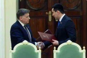 Городские парламенты Санкт-Петербурга и Бишкека подписали Меморандум о взаимопонимании