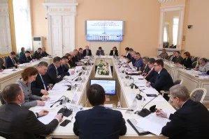 В Таврическом дворце обсудили ход подготовки к VI Форуму регионов Беларуси и России