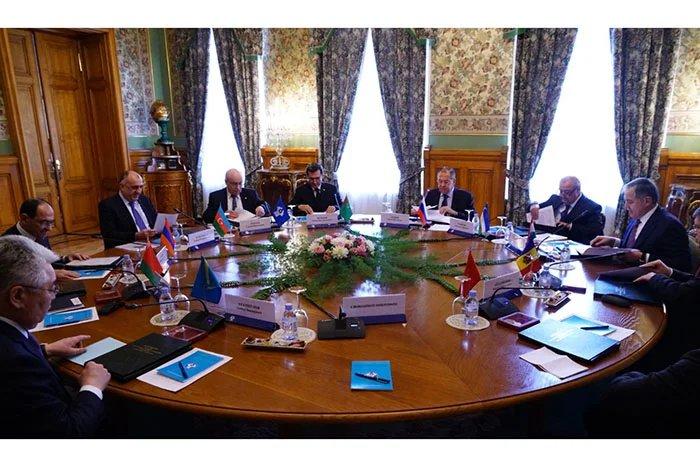 В Москве прошло заседание Совета министров иностранных дел СНГ