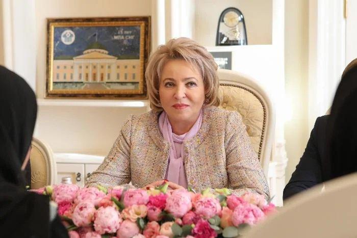Председатель Совета МПА СНГ Валентина Матвиенко удостоена высших государственных наград Республики Беларусь и Российской Федерации