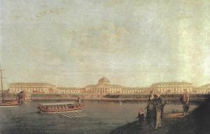 К 230-летию Таврического дворца: Калейдоскоп имен и названий