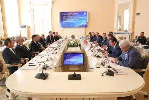В Таврическом дворце обсудили проблемы и перспективы участия стран СНГ в международных парламентских организациях