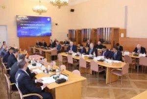 В Таврическом дворце прошло заседание Постоянной комиссии по обороне и безопасности