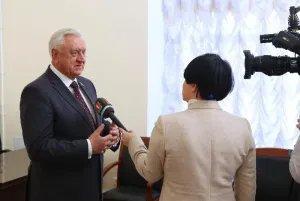 Михаил Мясникович предложил создать молодежный портал стран СНГ