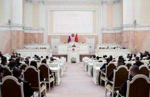 Представители парламентов — участников МПА СНГ приняли участие в конференции «Уроки парламентаризма»