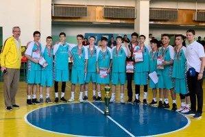 В Бишкеке прошел международный турнир по баскетболу «Кубок Победы 2019»