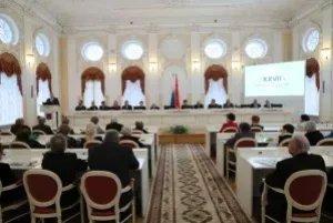 Дмитрий Кобицкий принял участие в XXVII съезде Международной ассоциации организаций блокадников