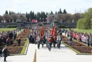Делегации МПА СНГ и ПА ОДКБ приняли участие в церемонии возложения цветов к монументу «Мать-Родина»