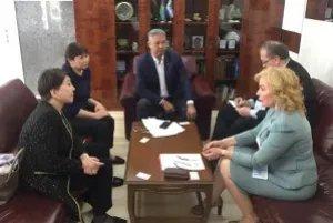 Наблюдатели от МПА СНГ посетили штабы четырех кандидатов в Президенты Республики Казахстан