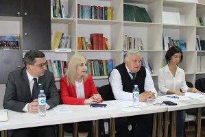В Кишиневе прошел финал викторины по вопросам избирательного права и избирательного процесса