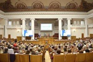 В Таврическом дворце проходит V Международный саммит медицинских сестер
