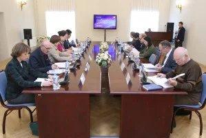 Парламентарии и эксперты стран Содружества обсудили очередной блок статей в юридическом словаре терминов и понятий