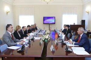 В Таврическом дворце рассмотрен блок законопроектов экологической тематики