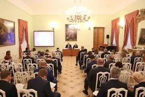 В Гатчине прошел круглый стол «Демократические основы местного самоуправления»