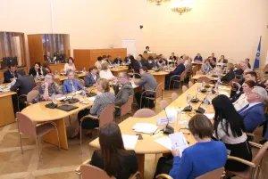 Парламентарии СНГ и представители ВОЗ обсудили вопросы развития программы «Здоровые города»