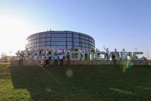 Участники выездной сессии ММПА СНГ в Казани посетили наукоград Иннополис и приняли участие в экологическом велоквесте