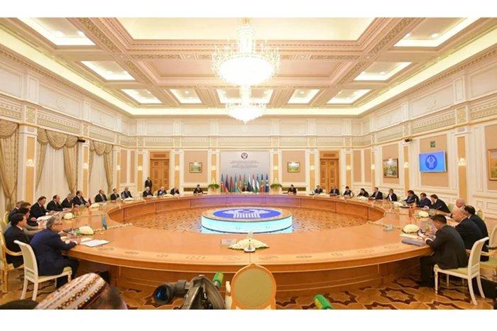 Заседание Совета глав правительств Содружества Независимых Государств прошло в Ашхабаде