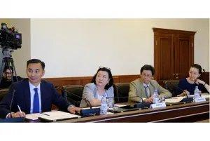 В ЦИК Республики Казахстан подвели итоги Национальной викторины среди студентов вузов по вопросам избирательного права и избирательного процесса