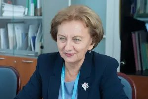 Председателем Парламента Республики Молдова избрана Зинаида Гречаный