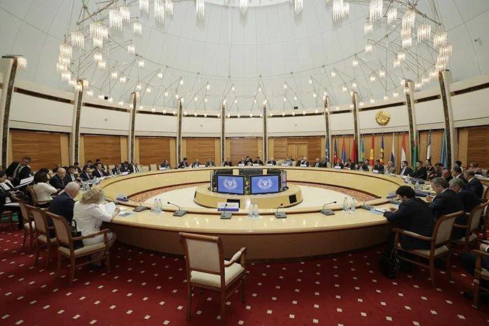 В Минске прошло 82-е заседание Экономического совета СНГ