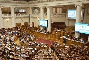 В Таврическом дворце проходит международная конференция «Санкт-Петербургский религиозный мир»