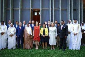 Валентина Матвиенко приняла участие в многосторонней встрече с председателями ассамблей Межпарламентского союза и руководства МПС