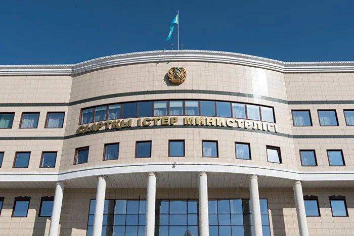 Асхату Нускабаю присвоен новый дипломатический ранг
