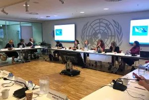 В Копенгагене наметили направления дальнейшего сотрудничества МПА СНГ и Европейского регионального бюро ВОЗ