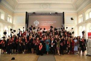 Генеральный секретарь Совета МПА СНГ вручил дипломы выпускникам факультета международных отношений СПбГУ