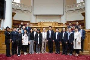 Ли Аньцзюнь: Китайские делегации обязаны «досконально изучать» историю Таврического дворца и принимать участие в мероприятиях МПА СНГ