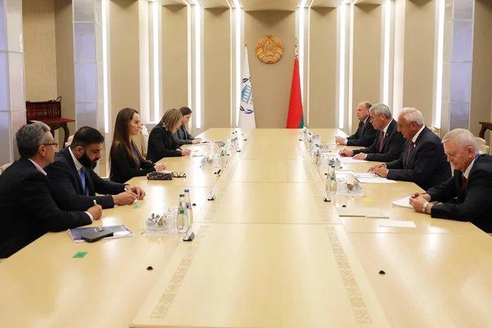 Михаил Мясникович призвал активизировать сотрудничество Межпарламентского союза и Межпарламентской Ассамблеи СНГ