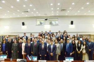 В Санкт-Петербурге начал работу VII Российско-Азербайджанский молодежный форум