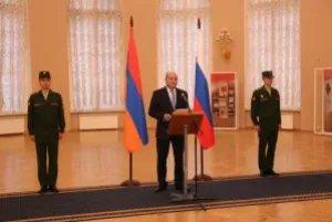 В Таврическом дворце отпраздновали День независимости Республики Армения
