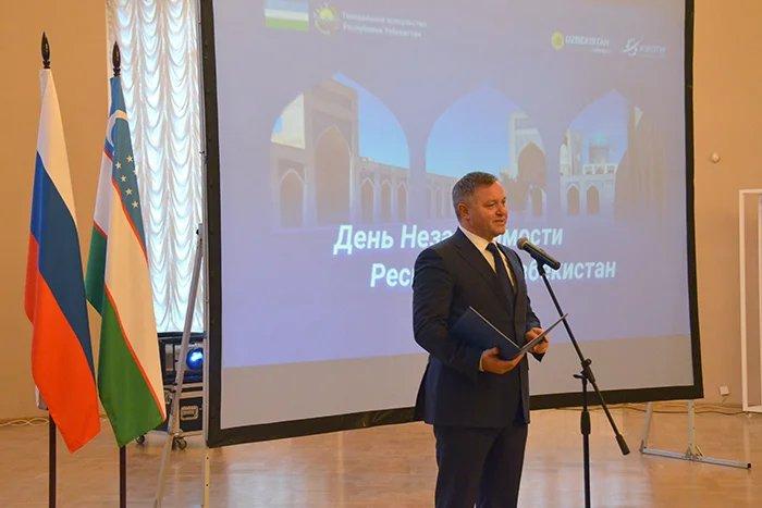 В Таврическом дворце состоялся официальный прием в честь Дня независимости Республики Узбекистан