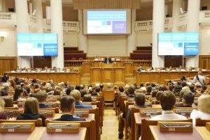 В Таврическом дворце проходит VII Международный форум «Евразийская экономическая перспектива»