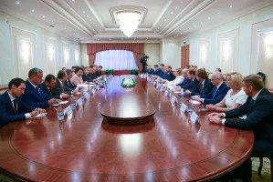 Валентина Матвиенко: Межпарламентское взаимодействие — важная составляющая межгосударственных отношений