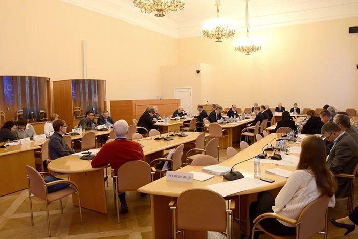Экспертный совет по экономике при МПА СНГ обсудил вопросы экономической безопасности на пространстве Содружества