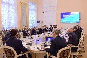 В Таврическом дворце прошло заседание Контрольно-бюджетной комиссии МПА СНГ
