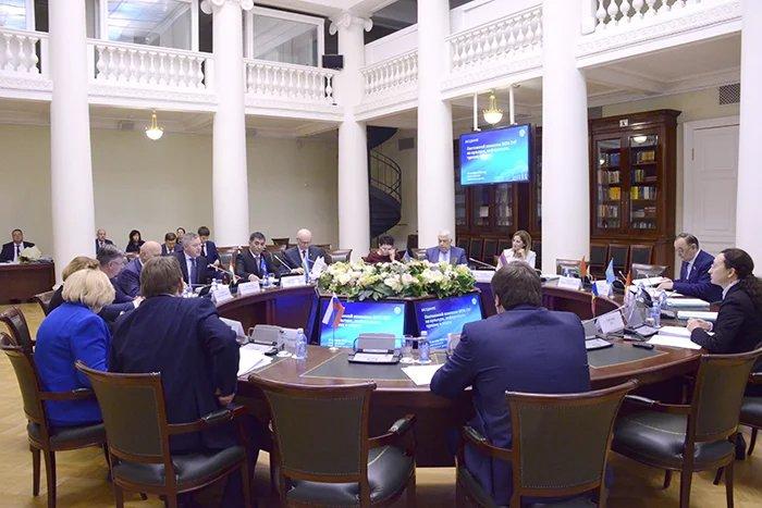 Представитель парламента Республики Узбекистан возглавил Постоянную комиссию МПА СНГ по культуре, информации, туризму и спорту