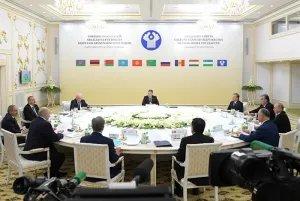 В Ашхабаде прошло заседание Совета глав государств СНГ