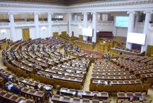 В Таврическом дворце проходит конкурс «Лучшие кадровые технологии Санкт-Петербурга»
