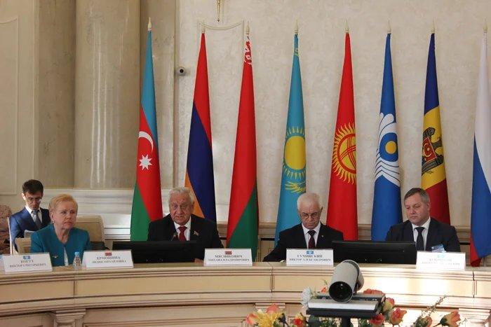 В Минске начала работу международная конференция «Институт выборов как механизм легитимации публичной власти»