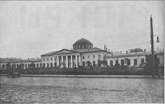К 230-летию Таврического дворца: 1905 год в истории здания