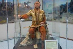 В Санкт-Петербурге открывается выставка «Золотое наследие Казахстана»