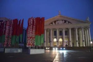 Наблюдатели от МПА СНГ проводят мониторинг голосования на парламентских выборах в Республике Беларусь