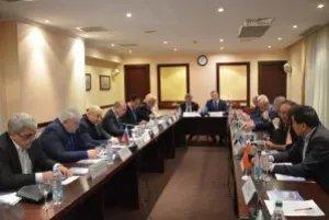Наблюдатели от МПА СНГ провели в Минске итоговое совещание