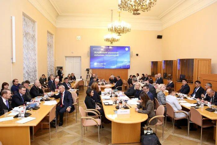 Парламентарии и эксперты обсудили в Таврическом дворце вопросы устойчивого развития сельских территорий